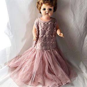 PASTOURELLE NYC 3 Layer Pastel Pink Dress